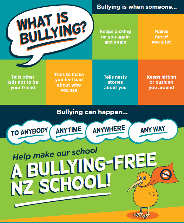 Classroom activities and school events   Bullying Free NZ